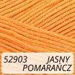 Mercan 52903 jasny pomarańczowy