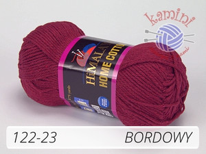 Home Cotton 122-23 bordowy