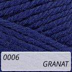 Soft 0006 granat
