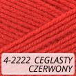 Kotek 4-2222 ceglasty czerwony