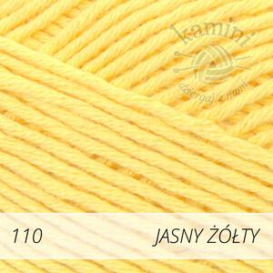 Bella 100 110 jasny żółty