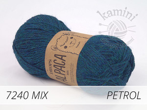 Alpaca Mix 7240 petrol