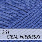 Catania 261 ciemny niebieski