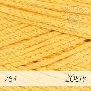 Macrame Cotton 764 żółty