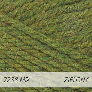 Nepal Mix 7238 zielony