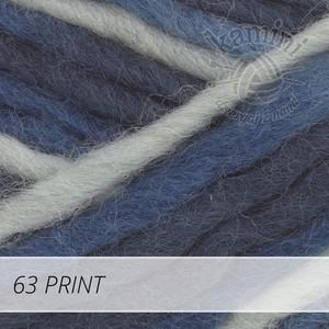Eskimo / Snow Print 63