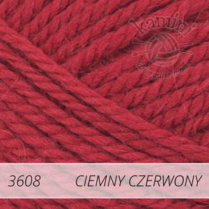 Nepal 3608 ciemny czerwony