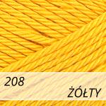 Catania 208 żółty