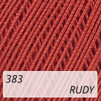 Mercerized Mini Crochet 383 rudy