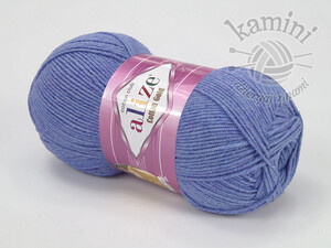 Cotton Gold 374 niebieski