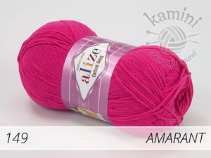 Cotton Gold 149 amarant