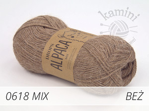Alpaca Mix 618 beż