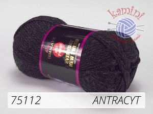 Everyday New Tweed 75112 antracyt