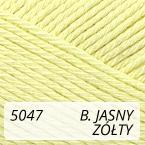 Camilla 6/4 5047 bardzo jasny żółty