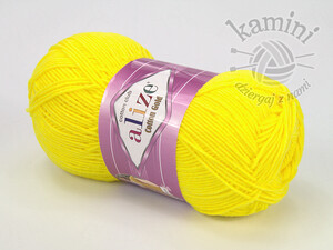 Cotton Gold 110 żółty