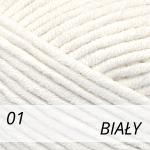 Jeans Plus 01 biały