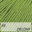 Jeans 69 zielony