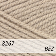 Bravo 8267 beż