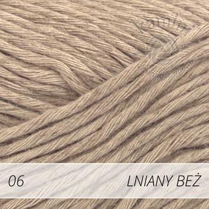 Soft Linen Mix 06 lniany beż