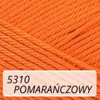 Camilla 6/4 5310 pomarańczowy