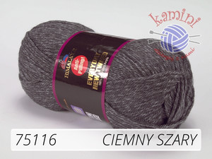 Everyday New Tweed 75116 ciemny szary