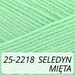 Kocurek 25-2218 seledyn / mięta