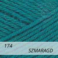 Universa 174 szmaragd