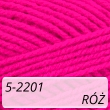 Kotek 5-2201 róż