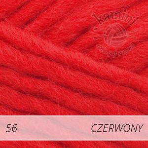 Eskimo 56 czerwony