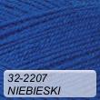 Kocurek 32-2207 niebieski