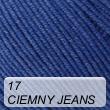 Jeans 17 ciemny jeans