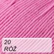 Jeans 20 róż