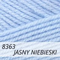 Bravo 8363 jasny niebieski