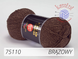 Everyday New Tweed 75110 brązowy