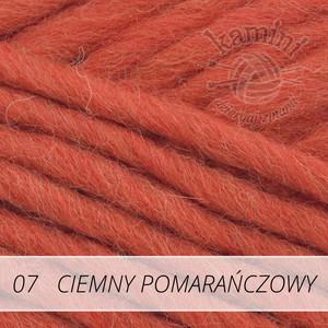 Eskimo 07 ciemny pomarańczowy