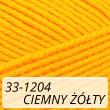 Kotek 33-1204 ciemny żółty