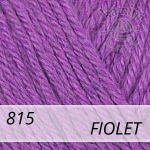 Baby Wool 815 fiolet