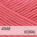 Camilla 6/4 4948 koral