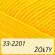 Kotek 33-2201 żółty