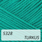 Camilla 6/4 5328 turkus