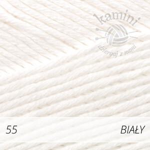 Bella 100 55 biały