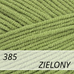Cotton Gold 385 zielony