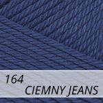 Catania 164 ciemny jeans