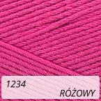 Scarlet 1234 różowy