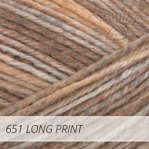 Fabel Long Print 651