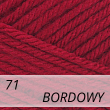 Everyday 70071 bordowy