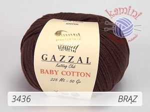 Baby Cotton 3436 brąz