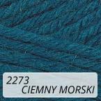 Sport Wool 2273 ciemny morski