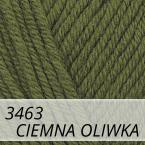 Baby Cotton 3463 ciemna oliwka