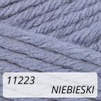 Sport Wool 11223 niebieski